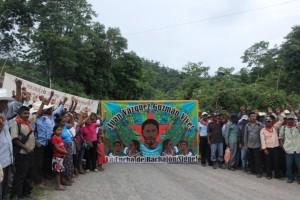 Acción en San Sebastian Bachajon dentro de la Campaña Mundial